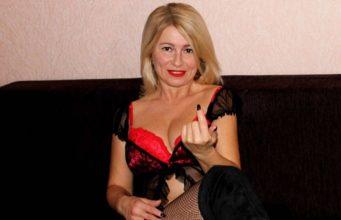Sexgeile Blondine liebt dirty talk